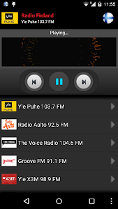 RADIO FINLAND screenshot 3