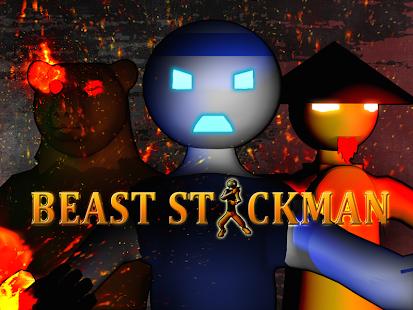 Beast-Stickman 6