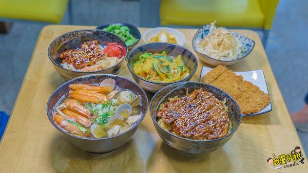 小澤丼高雄巷弄隱藏版日式料理小資族最愛照燒雞腿丼、咖哩、烏龍麵!