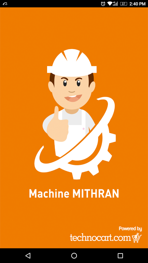 Machine MITHRAN- screenshot