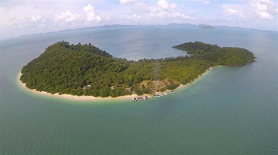 Sample picture of Rang Yai Island