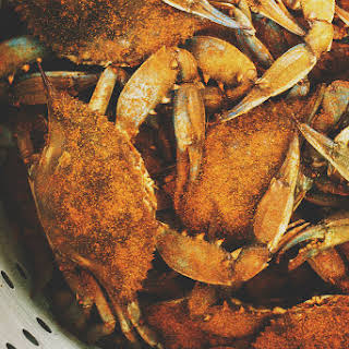 How to Steam Fresh Blue Crabs.