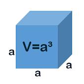 Calcular Área e Volume