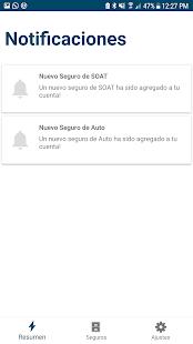 SegurApp - náhled
