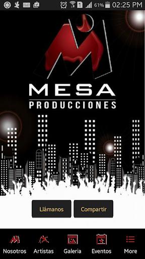 Mesa Producciones