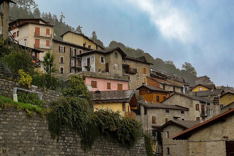 Borgo di montagna di Marilena Valra
