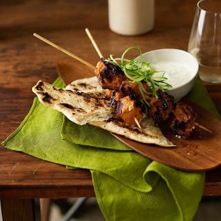 Tandoori Pork on the Outdoor Grill Recipe