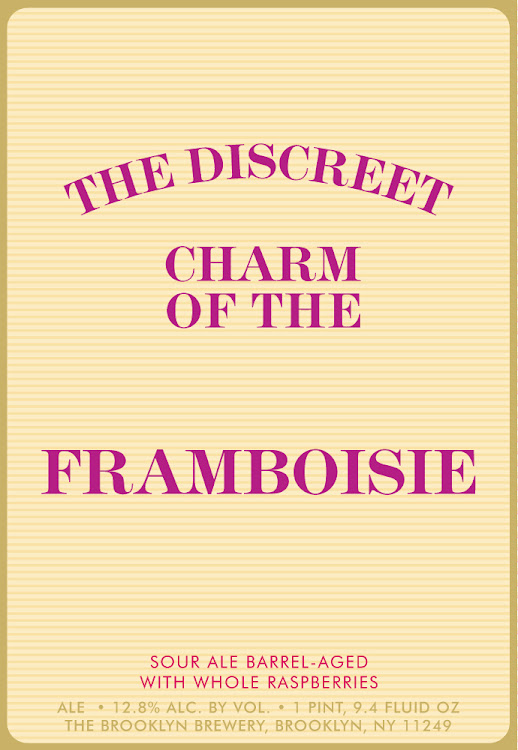 Logo of Brooklyn The Discreet Charm Of Framboisie