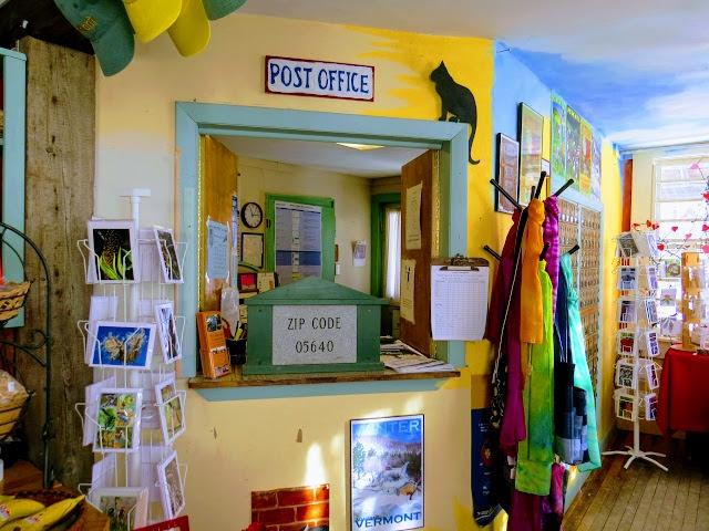 Adamant, Vermont Community Post Office (CPO)