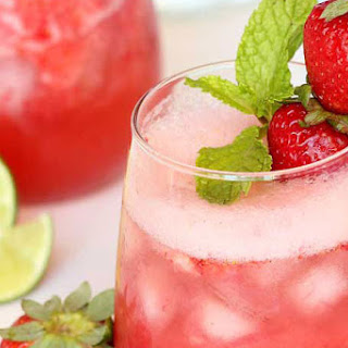 Strawberry Coconut Water