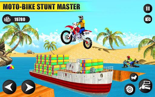 Beach Water Surfer Dirt Bike: Xtreme Racing Games apkdebit screenshots 2