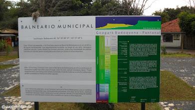 Photo: Bonito - Balneário Municipal do Rio Formoso