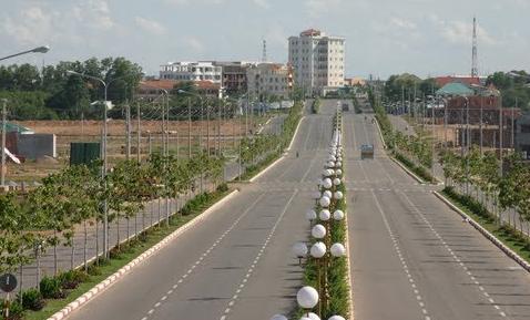 Vị trí đắc địa giao thông thuận lợi