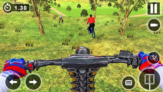 BMX BiCycle Rider: cycle Racing Games 2020 8