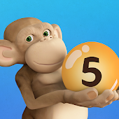 10monkeys Bubbles | Subtraction