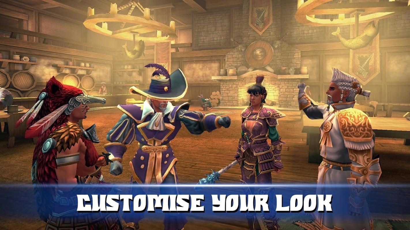 Celtic Heroes - 3D MMORPG screenshots
