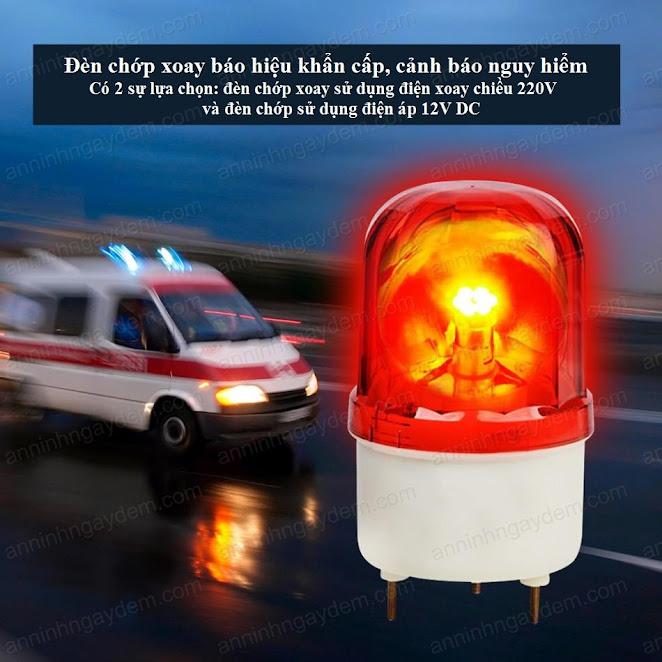 Đèn báo động