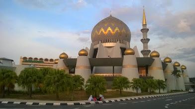 Photo: State Mosque - Kota Kinabalu