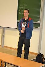 Photo: Końcowe podziękowania za udział w konferencji.