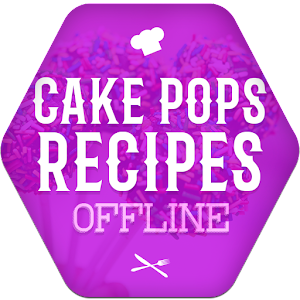 Cake Pops Recipes Offline