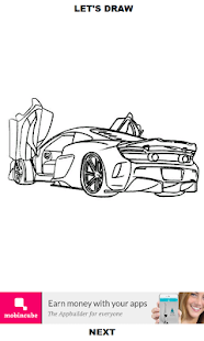 How to Draw Cars 2- screenshot thumbnail