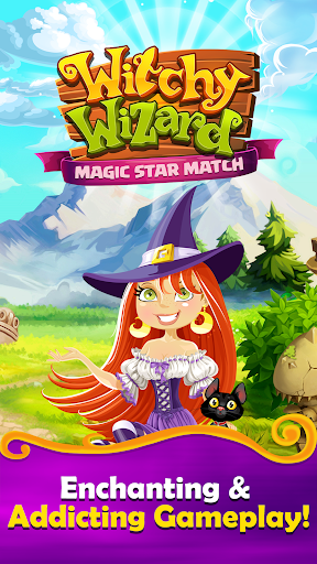 New Witchy Wizard 2019 Match 3 Games Free No Wifi screenshots 1