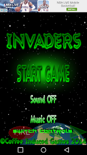 Invaders 2017- screenshot thumbnail