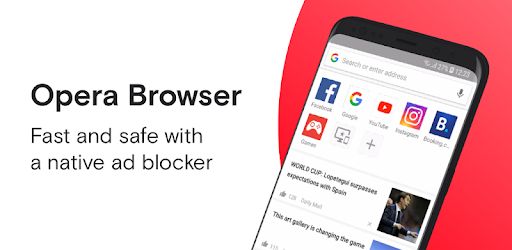 Opera browser with free VPN – Apps on Google Play