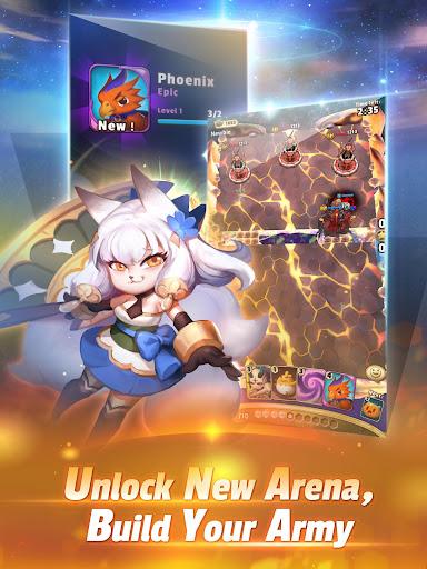 Omega Force: Battle Arena 1.3.2 screenshots 12