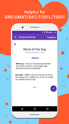Download Word of the day: Learn English, Improve English 1.1.2 2