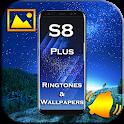 Best S8 Ringtones & Wallpapers icon