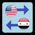 US Dollar to Syrian Pound icon