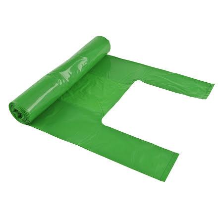 Soppåse Polyprima grön 25/rl
