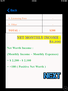NAZ : Finance & Investing Coach- screenshot thumbnail
