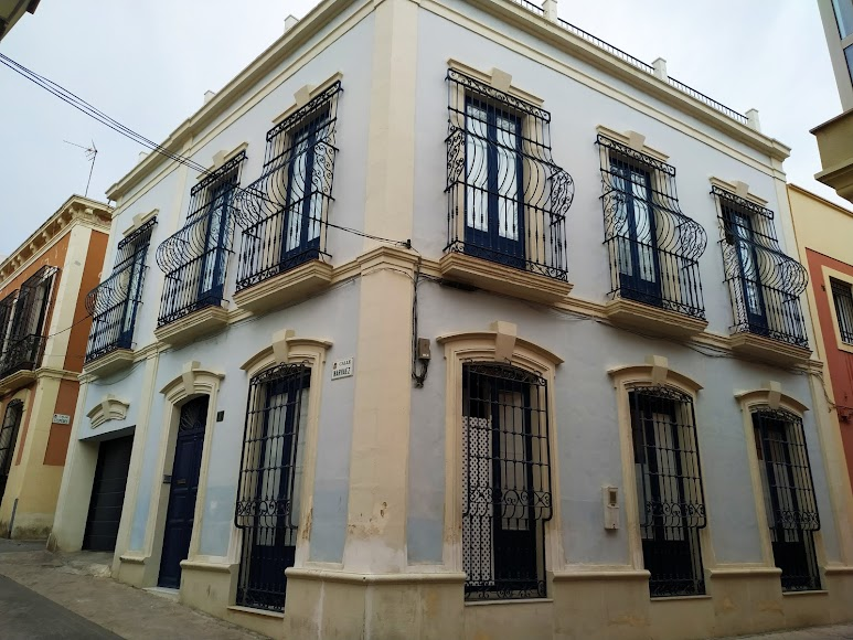 Vivienda de la calle Narváez