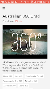 360s.tv - Youtube VR Videos- screenshot thumbnail