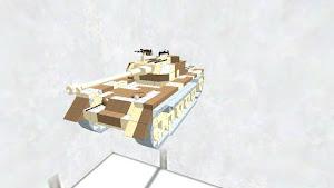 Attacker mk.2  (heavy tank)