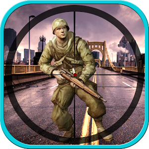 SWAT City Sniper Combat for PC and MAC