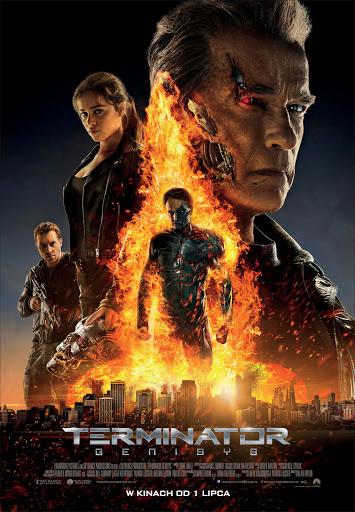 Polski plakat filmu 'Terminator: Genisys'