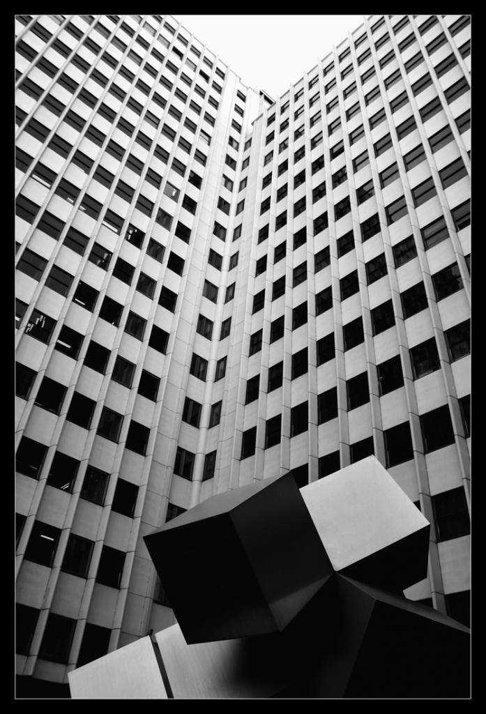 Madrid elevata al cubo di Frisonfotografia