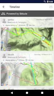 Skiarea Campiglio Dolomiti di Brenta - náhled