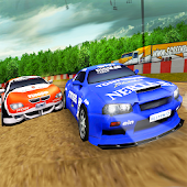 Rally Race Dirt Drift