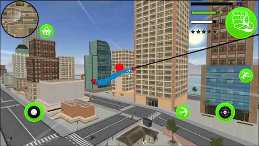 Spider StickMan Rope Hero Mafia Gangster Vegas screenshot 6
