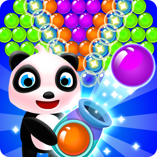 Bubble Pop - Panda's Adventure