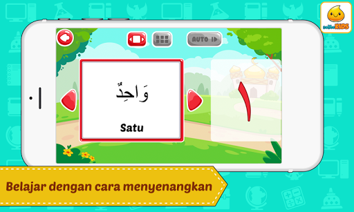 Belajar Bahasa Arab + Suara  screenshots 8