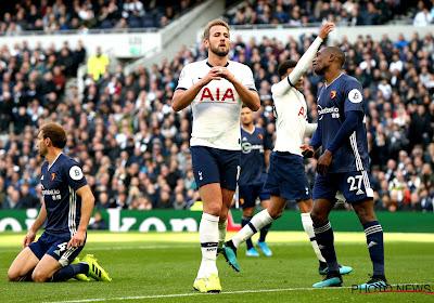 Tottenham fixe le prix d'un départ de Harry Kane