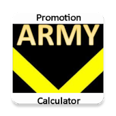 Army Promotion Calculator Lite