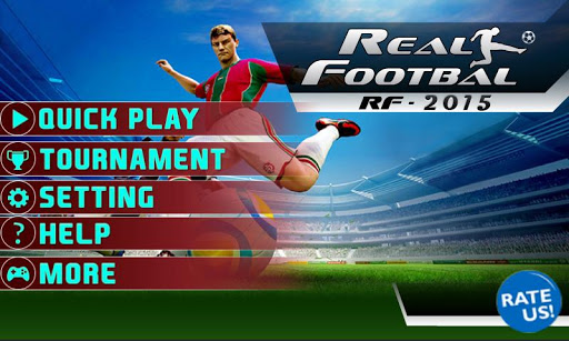 Real Football 2015 Play Games