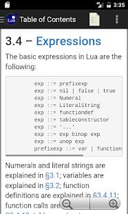 Lua 5.3 Language Reference - náhled