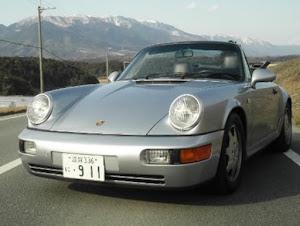 911 964A カブリオレ1991年のカスタム事例画像 M54さんの2020年02月02日15:22の投稿